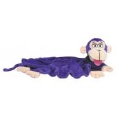 CuddleUpPets - Singe - Plaid couverture ultra doux