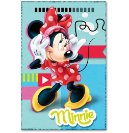 Couverture - Minnie - 100 x 150 cm