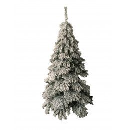 Sapin de noël artificiel Nordland snow - 210 cm - Décoration