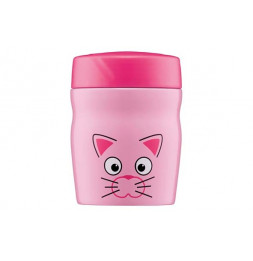 Mug isotherme pour aliments - 350 ml - Rose