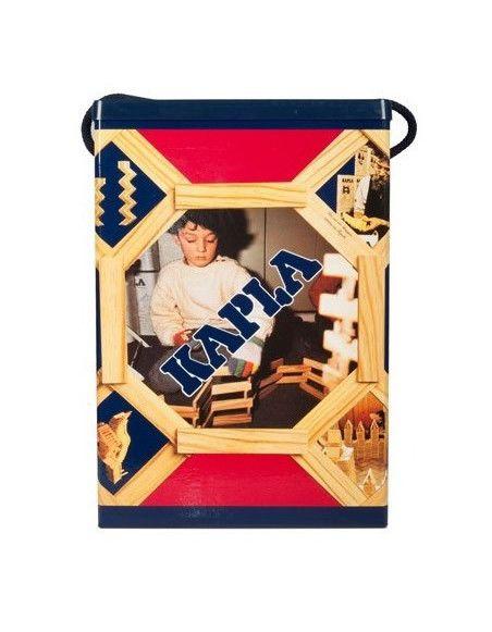 Kapla - Baril de 200 planchettes - Jeu ludique pour enfant