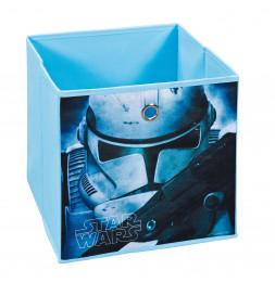 Cube de rangement - Star Wars - Stormtrooper gris