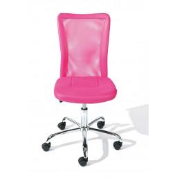 Chaise de bureau enfant - Bonnie - Rose