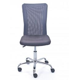 Chaise de bureau enfant - Bonnie - Gris