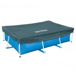 Bâche rectangulaire pour piscines tubulaires - 4,50 m x 2,20 m - Intex