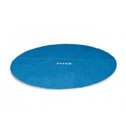 Bâche à bulles pour piscine - D 4.88 m - Intex