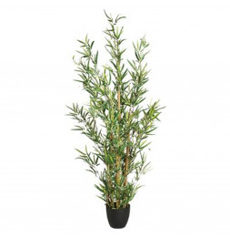 Plante artificielle - Bambou - H 120 cm