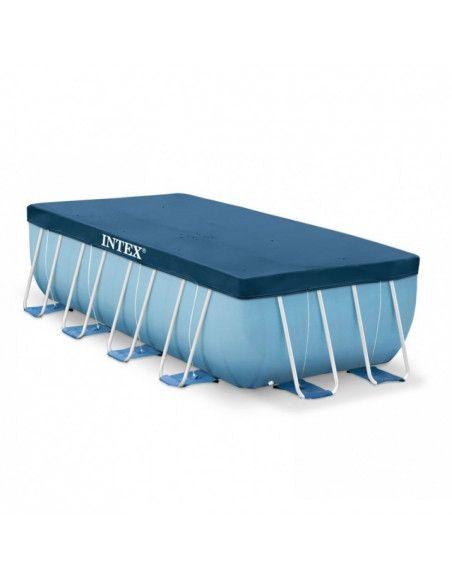 Bâche rectangle pour piscine tubulaire - 3 m x 2 m