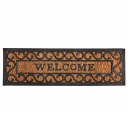 Tapis d'entrée - Welcome - 75 x 25 cm