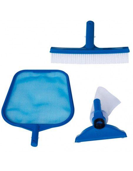 Kit de nettoyage pour piscine - 3 accessoires - Intex