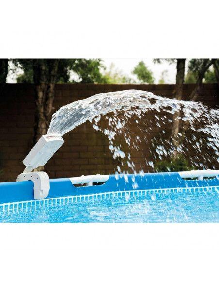 Fontaine pour piscine - LED Multicolore -  Intex