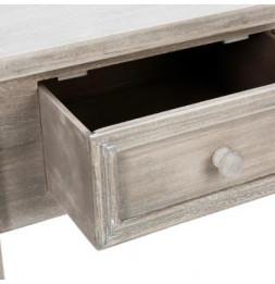 Console - 2 tiroirs - Charme