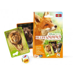 Bluff Animals - Jeu de bluff - Disneynature