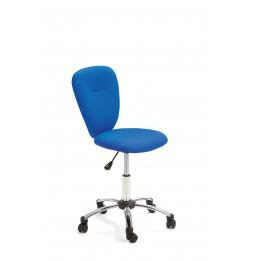 Chaise pivotante Mali - 40 x 83-93 x 48 cm - Bleu