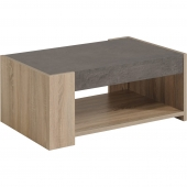 Table basse Spare - 90 x 58,9 x 39,3 cm