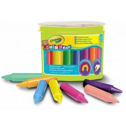 24 Maxi crayons - Crayola mini kids