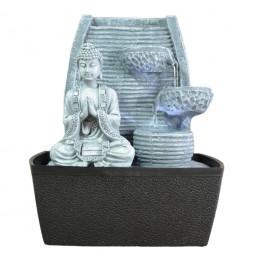 Fontaine Feng Shui Sagesse - H 26 cm - Décoration intérieur