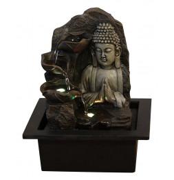 Fontaine Bouddha Spiritualité - H  26 cm - LED