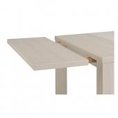 Allonge de table - Gabin - 90 x 38,2 x 3,8 cm - Panneaux de particules