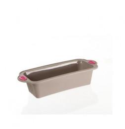 Moule à cake - L 30,5 cm x l 13 cm x H 7 cm - Silicone