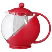 Théière - 1,25L - Rouge