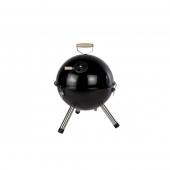 Barbecue modèle de table - 30 x 44 cm - Métal - Noir