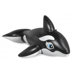 Grande baleine à chevaucher - 193 x 119 cm - Vinyle