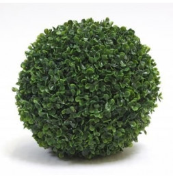 Boule de buis - Plante artificielle - D 38 cm