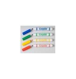 Feutres - 8 couleurs - Accessoire de bureau