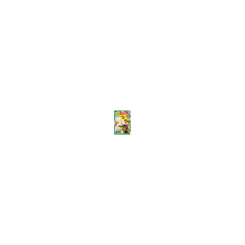 Album de coloriage et d'autocollants - Pat'patrouille - Loisirs créatifs