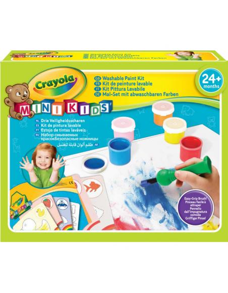 Kit de peinture - 32 accessoires - Loisirs créatifs