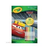 Albums de coloriage et activités - Cars 3