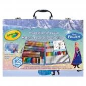 Mallette créative - La reine des neiges - Plus de 150 accessoires