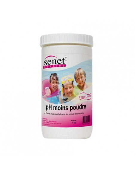 PH moins en poudre - Hydrogenosulfate de sodium