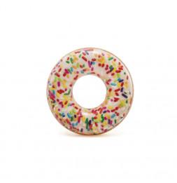 Bouée donut sucré - L 114 cm - PVC