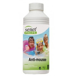 Anti mousse spa