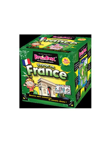 Brain Box - Voyage en France