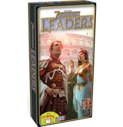 7 Wonders - Leaders - Extension - Jeu de société