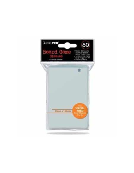 7 Wonders - Sachet de 50 protèges - Cartes transparents - Format 65x100