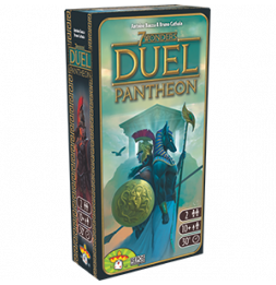 7 Wonders Duel - Panthéon - Jeu de société