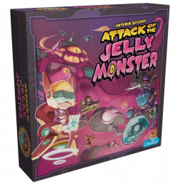 Attack of the Jelly Monster - Jeu de société