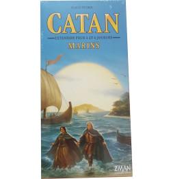 Catan - Marins 5/6 joueurs - Extension - Jeu de société
