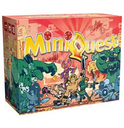 MiniQuest - Jeu de société
