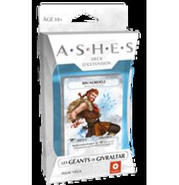 Ashes - Les Géants de Givraltar - Extension - Jeu de société