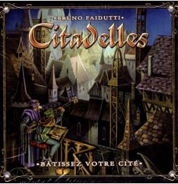 Citadelles - Nouvelle version - Jeu de société