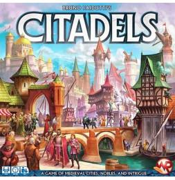 Citadelles - 4e Édition - Jeu de société
