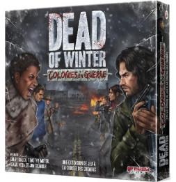 Dead of Winter - Colonies en Guerre - Extension - Jeu de société