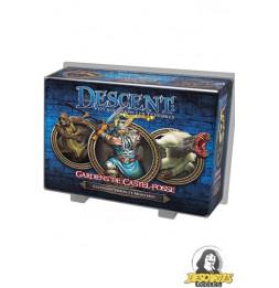 Descent - Gardiens de Castel-Fosse - 2e édition