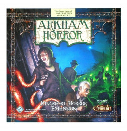 Horreur à Arkham - L'Horreur de Kingsport - Jeu de société
