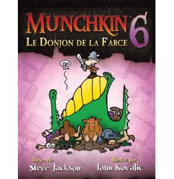 Munchkin 6 - Le Donjon de la Farce - Jeu de société